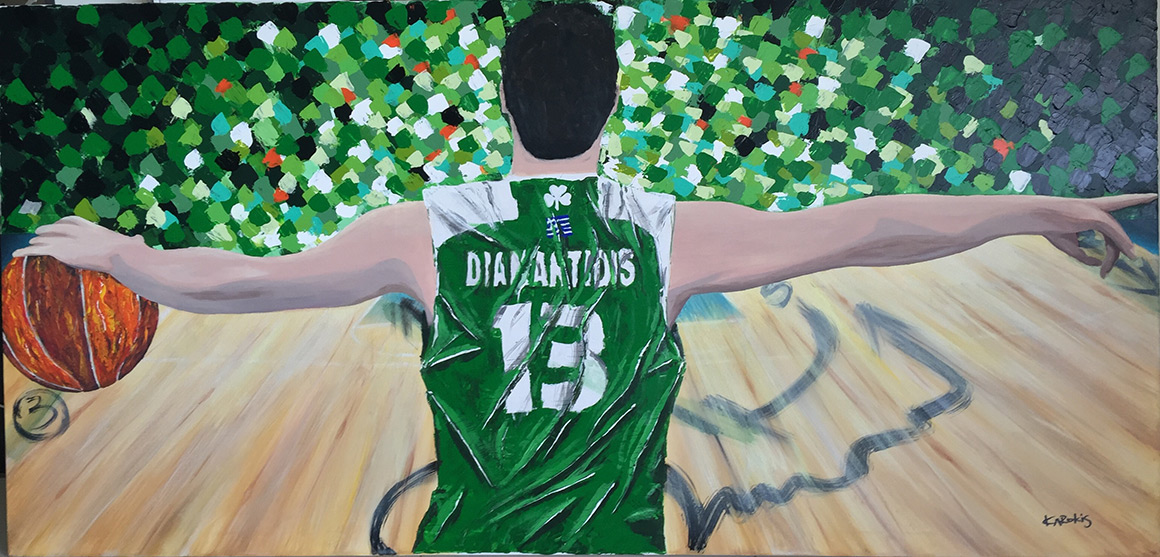 Dimitris Diamantidis Team building