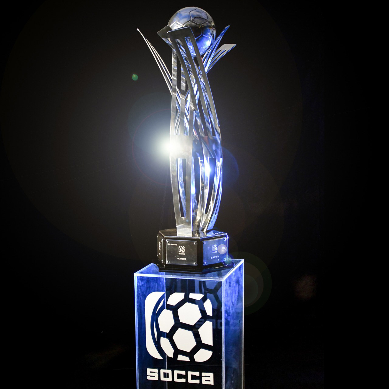 Socca World Cup Trophy